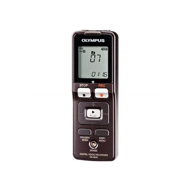 Olympus VN6000 Digital Voice Recorder (Refurbished)