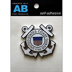 Amanda Blu United States Coast Guard Military Medallions