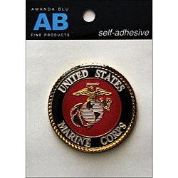 Amanda Blu United States Marines Military Medallions
