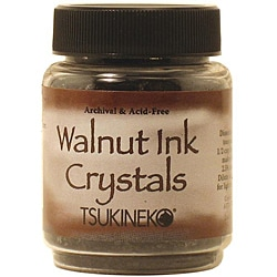 Walnut Ink Crystals 2-oz Jar