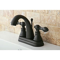 American Classic Oil Rubbed Bronze Bathroom Faucet