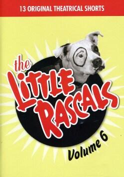 The Little Rascals Vol 6 (DVD)