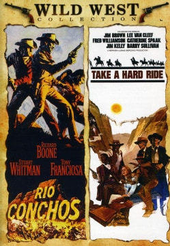 Rio Conchos/Take A Hard Ride (DVD)