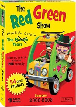 The Red Green Show: The Mid-Life Crisis Years (DVD)