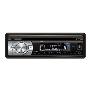 Boss 738UA Car CD/MP3 Player - 240 W RMS - iPod/iPhone Compatible - S