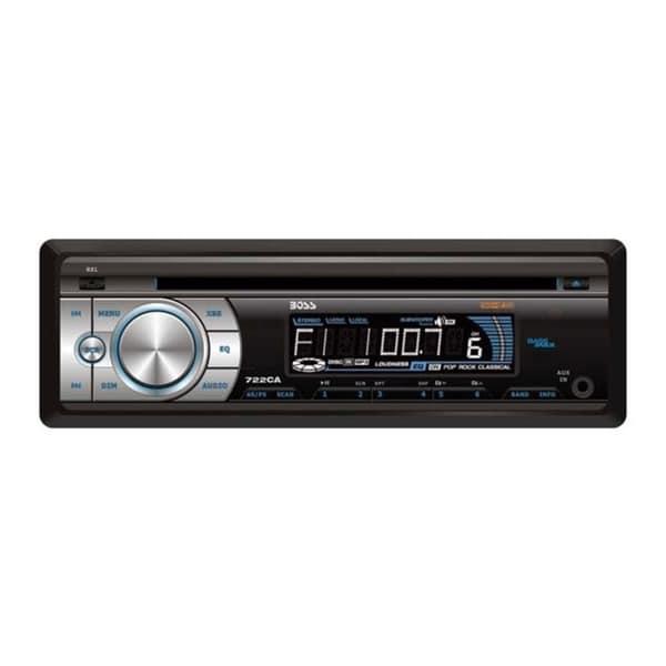 Boss Audio 722CA Car CD/MP3 Player - Single DIN