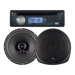 Boss 647CK Car CD/MP3 Player - 240 W RMS - iPod/iPhone Compatible - S