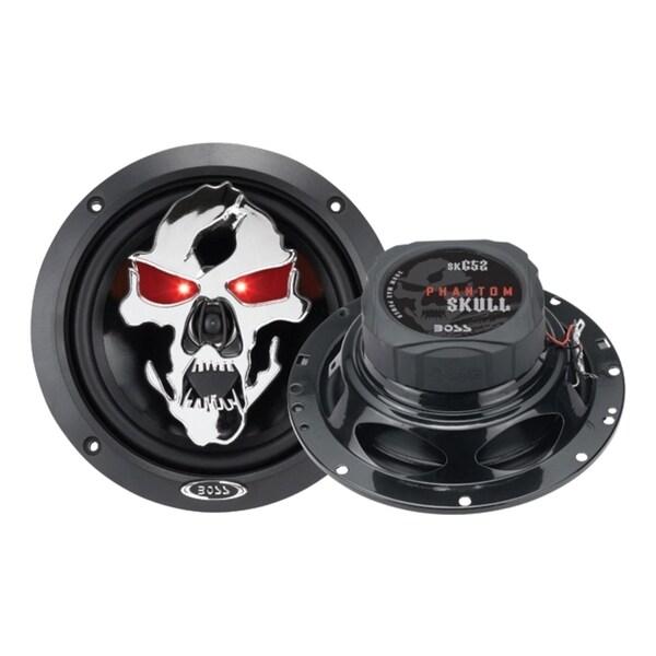 "Boss Audio SK652 Phantom Skull 6.5"" 2-way 300-watt Full Range Speaker"