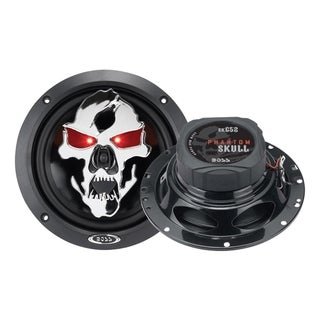 Boss PHANTOM SKULL SK652 Speaker - 2-way
