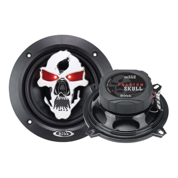 Boss PHANTOM SKULL SK552 Speaker - 250 W PMPO - 2-way