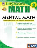Mental Math, Grade 2/Level 1: Strategies and Process Skills to Develop Mental Calculation (Paperback)