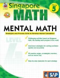 Mental Math: Strategies and Process Skills to Develop Mental Calculation, Grade 5 (Level 4) (Paperback)