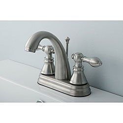 American Classic Satin Nickel Bathroom Faucet