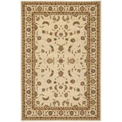 Majesty Extra Fine Cream Rug (5'3 x 7'6)