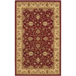Safavieh Majesty Extra Fine Red/ Beige Rug (3'3 x 5'3)