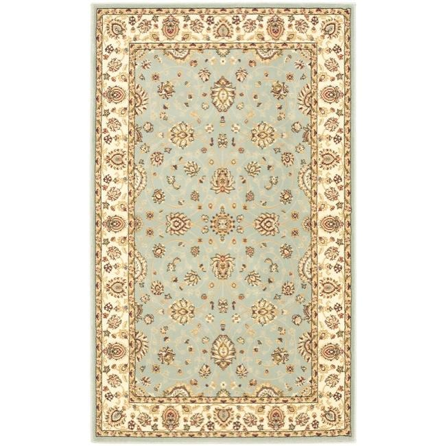 Safavieh Majesty Extra Fine Light Blue/ Cream Rug (3'3 x 5'3)