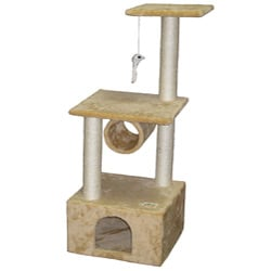 Go Pet Club 42-inch Cat Tree Condo