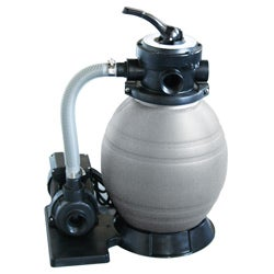 Swim Time 12-inch Above Ground Sand Filter System