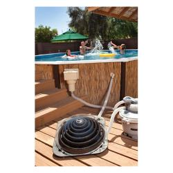 GAME Solar Pro Pool Heater for Above Ground Pools