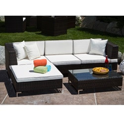 Miami Beach 5-piece Outdoor Seating Set
