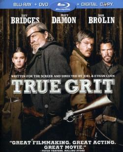True Grit (Blu-ray/DVD)