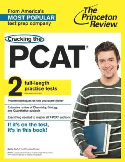Cracking the PCAT 2012-2013 (Paperback)