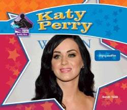 Katy Perry: Singing Sensation (Hardcover)