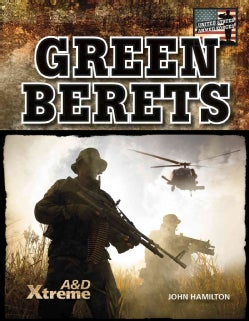 Green Berets (Hardcover)