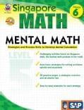 Mental Math: Strategies and Process Skills to Develop Mental Calculation, Grade 6 (Level 5) (Paperback)