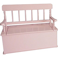 Levels Of Discovery Simply Classic Pink Bench Seat