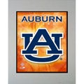 Auburn University 11x14 Double-Matted Photo
