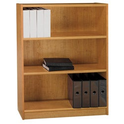 Universal 3-shelf 48-inch Bookcase