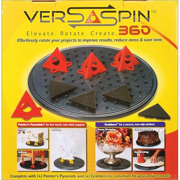 K&M of Virginia Small 11-inch VersaSpin 360