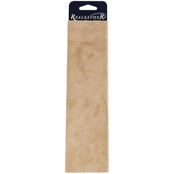 Large Suede Beige Trim Piece