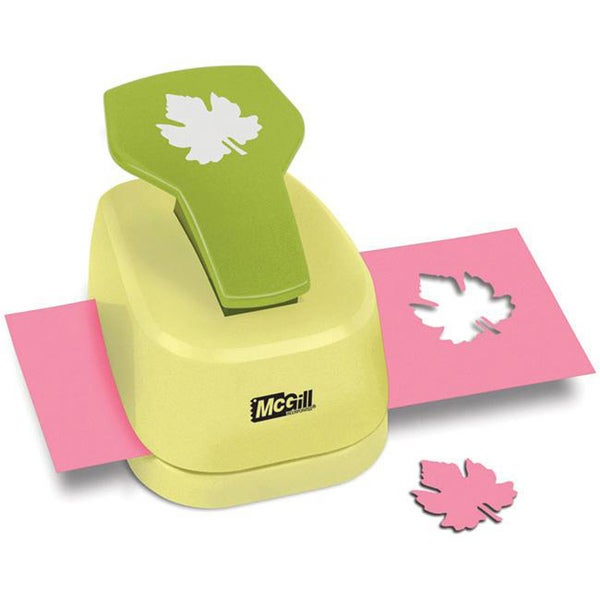 Paper Blossoms Grape Leaf for Peony Lever Punch