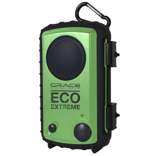 Grace Digital ECOXGEAR Eco Extreme GDI-AQCSE103 Rugged Waterproof Cas