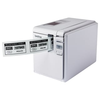 Brother P-touch PT-9700PC Thermal Transfer Printer - Monochrome - Des