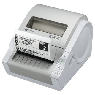 Brother TD-4100N Direct Thermal Printer - Monochrome - Desktop - Labe
