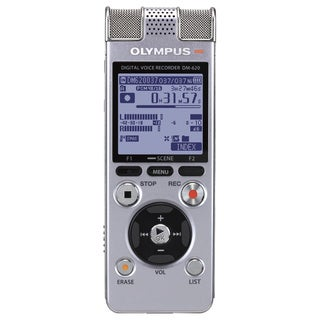Olympus DM-620 4GB Digital Voice Recorder