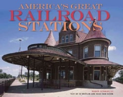 America's Great Railroad Stations (Hardcover)
