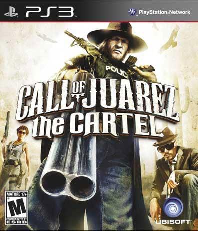 PS3 - Call of Juarez: The Cartel - Ubisoft