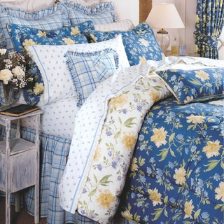 Laura Ashley Emilie  4-piece Comforter Set