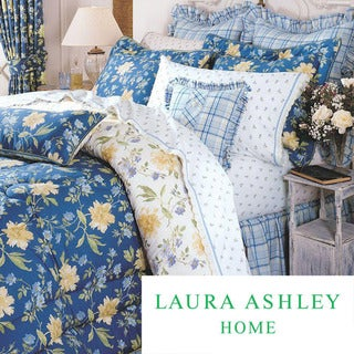 Laura Ashley Emilie  4-piece Comforter Set