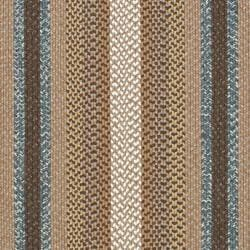 Safavieh Hand-woven Country Living Reversible Brown Braided Rug (3' x 5')
