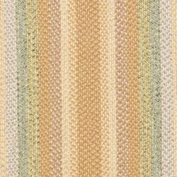 Hand-woven Country Living Reversible Tan Braided Rug (6' x 9')