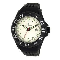 Le Chateau Men's Dynamo Exhibiton Case Automatic Watch
