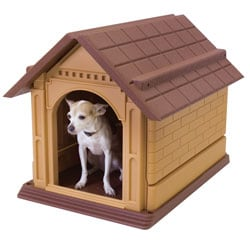 Pet Zone Comfy Cabin Small Dog House