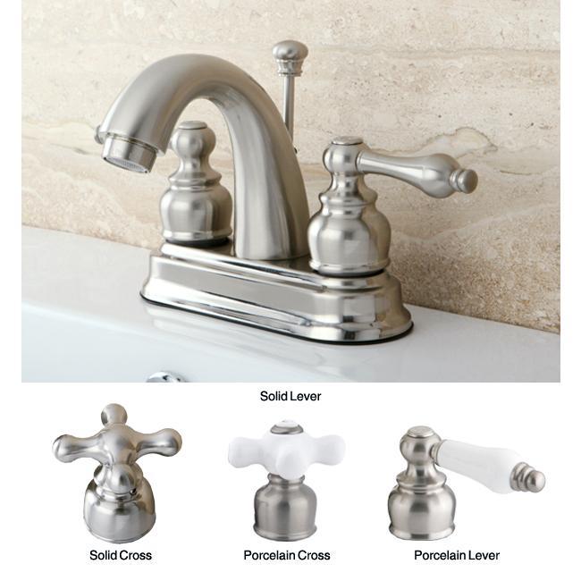 Classic Bathroom Faucet : ... / Home & Garden / Home Improvement / Faucets / Bathroom Faucets