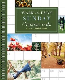 Walk in the Park Sunday Crosswords (Spiral bound)
