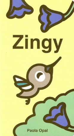 Zingy (Board book)